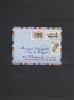 Marcophilie - Lettre Par Avion En Provenance De Madagascar Tananarive - 16.12.1965 - Madagascar (1960-...)