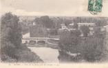 Dép. 79 - NIORT. - Vue Sur La Sèvre Prise Du Donjon. - LL N° 36. Voyagée 1909 - Niort