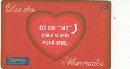 BRAZIL(Telefonica) - Dia Dos Namorados, 06/03, Used - Brazil