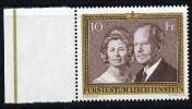 1974  Couple Princier ** MNH