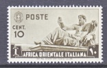 Italy Eastern Africa 4  ** - Italian Eastern Africa