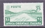 Italy Eastern Africa 7   ** - Italian Eastern Africa