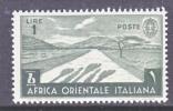 Italy Eastern Africa 12   ** - Italian Eastern Africa