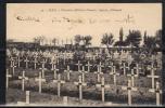 Lot  8004 Ham (Somme) Le Cimetière Militaire Français, Anglais, Allemands - Ham