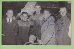 PORCHER , Dédicacée, Autographe. 2 Scans. Photo Picoche - Cyclisme