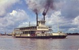 CPA - Baton Rouge - Mississipi River - Ferry Boat - Baton Rouge