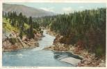 CPA - Gorge Missoula River - Etats-Unis