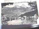 Zwitserland Schweiz Suisse Switserland Helvetia SZ Blick Auf Brunnen - SZ Schwyz