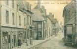 SOLIGNY-la-TRAPPE - La Grande Rue - France