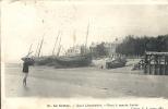 Somme- Le Crotoy -Quai Léonardet -Port à Marée Basse. - Le Crotoy