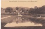 71 Lucenay L'eveque  Le Chateau De Visigneux La Piece D'eau Et Les Serres Ed Juglas - Other Municipalities