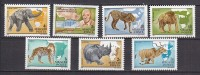 PGL AA0844 - HONGRIE AERIENNE Yv N°436/42 ** ANIMAUX ANIMALS - Luftpost