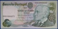 PORTOGALLO 20 ESCUDOS 1978 (4/10/1978) FdS #B825 - Portogallo