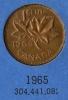 Canada 1 Cent 1965 - Canada