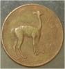1/2 Sol De Oro 1971 - Perú