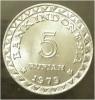 5 Rupia 1979 - Indonesia