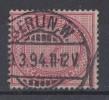 DR Minr.37 Gestempelt Berlin 9.3.94 - Gebraucht