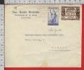 B7308 Italia Storia Postale 1960 SPEDIZIONE DEI MILLE GIOCHI XVII OLIMPIADE VALORI GEMELLI Lire 15 - 6. 1946-.. Repubblica