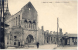 HAM En 1921 L'église Et L'abbaye - Ham