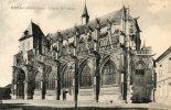 CPA - 27 - PONT-DE-L'ARCHE - L'Eglise - 687 - Pont-de-l'Arche