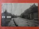 """Postkaart Houthalen - Helchteren """" Dorpstraat """" Gestempeld Houthalen 1929 - Houthalen-Helchteren"""