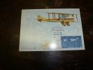 CARTE MAXIMUM  Avec Timbre(s) Cachet 1er Jour  1984       FARMAN -F 60  GOLIATH             Toulouse - Timbres