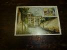 CARTE MAXIMUM  Avec Timbre(s) Cachet 1er Jour  1984  UTRILLO    Le Lapin Agile - Timbres