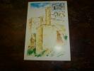 CARTE MAXIMUM  Avec Timbre(s) Cachet 1er Jour  1984  UNESCO    Dessiné Par Quillivic - Timbres