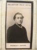 Photo Bromure 1900 -  François COPPEE Poète Français   - Collection Felix Potin - Albums & Collections
