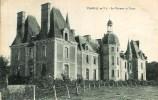 35 TRANS Le Château De Trans - Autres Communes