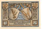 Noodgeld - Notgeld  STADT KREIS  FORST I. L.   10 Pfg 1921 - Billets