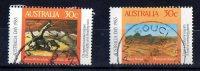 Australia 1985 Australia Day Paintings 30c Used - 1980-89 Elizabeth II