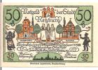 Noodgeld - Notgeld  STADT REHBURG  50 Pfg 1921 ( Nr. 3) - Billets