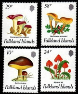 FALKLAND ISLANDS..1987..Michel # 468-471...MNH...MiCV - 20 Euro. - Falkland Islands