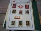 Russie   Lot De 8  Pages - Sammlungen (im Alben)