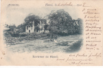 VIET NAM @ HANOI Environs @ Pagode En 1902  @ TONKIN 1901 Indochine Philathélie - Viêt-Nam