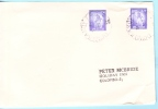 CEYLON SRI LANKA - Brief Cover Lettre - Kandy To Colombo- (axw - 4.50) Trommler Musik  (20911) - Sri Lanka (Ceylon) (1948-...)