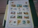 Roumanie    Lot De 6  Pages - Sammlungen (im Alben)