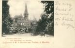 Meerbeke - Le Château De M. Le Sénateur Van Vreckem - Précurseur -1901 ( Voir Verso ) - Ninove
