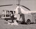 Hélicoptère Sikorsky S-51 De La British European Airways - Hélicoptères