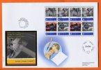 Suisse, Switzerland, Schweiz, Svizzera, FDC,Briefe Schreiben,  2005, Top - FDC