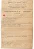 COMITE INTERNATIONAL DE LA CROIX ROUGE GENEVE FORMULAIRE VIERGE DE MESSAGES FAMILIAUX  CP5049 - Documentos Históricos