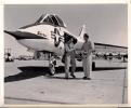 Avion Douglas XF4D-1 Skyray - Aviación
