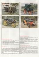 24 IMAGES CHOCOLAT POULAIN / CONNAISSANCE DE L' AUTOMOBILE - JAGUAR - PORSCHE 917 - DE DION - DELAHAYE - ROLLS.... - Otros