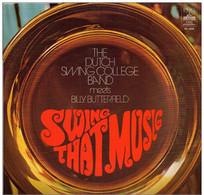 * LP *  DUTCH SWING COLLEGE BAND & BILLY BUTTERFIELD - SWING THAT MUSIC - Jazz