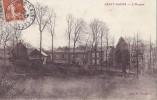 Cp 76 SAINT SAENS L´hospice ( Batiment Parc Arboré ) Adr Etb PICARD E Boulangerie SOMMERY - Saint Saens