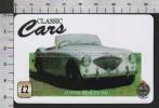 S2707 AUSTIN HEALEY CLASSIC CARS AUTO UNITEL PHONECARD PREPAID CARD - Automobili