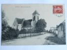 CHESSY - Eglise Et Grande Rue - Autres Communes