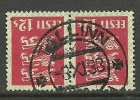 ESTLAND Estonia 1928  Michel 80 Nicely Used Pair - Estonia
