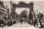 NANCY RENTREE TRIOMPHALE DU 20eme CORPS 27 JUILLET 1919 GENERAL GRANGE FAIT SON ENTREE A NANCY GUERRE 54 - Nancy